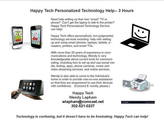 Personalized Technology Service